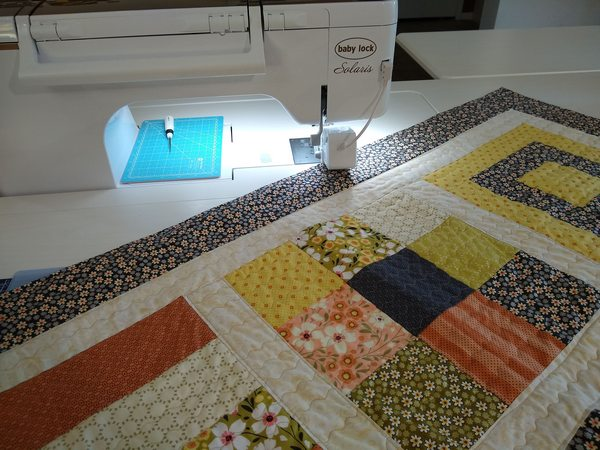 Pat sloan beginner quilting 1