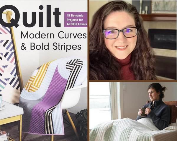 Modern curves book banner