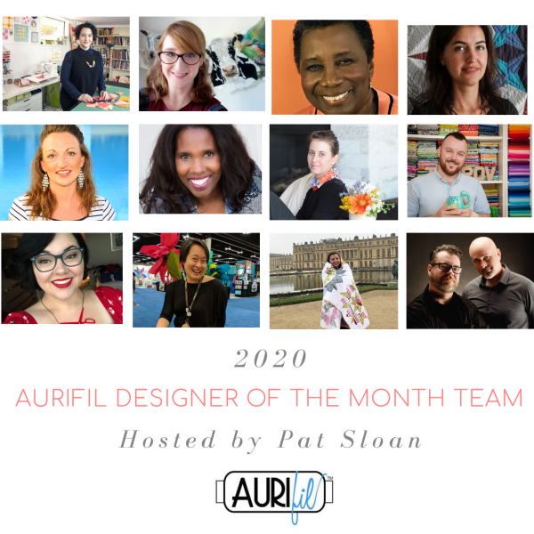 0 Aurfil 2020 Design Team