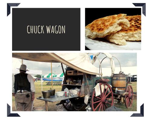 Pat sloan chuck wagon