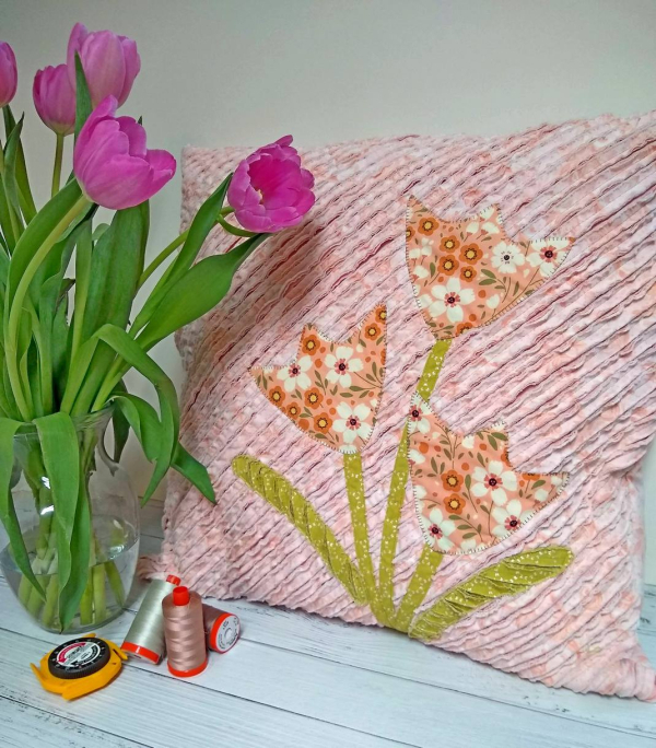 Pat sloan olfa challenge pillow 3