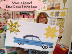 Pat sloan drive down bonnie lane car button