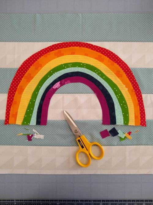 Pat Sloan Rainbow trace 6