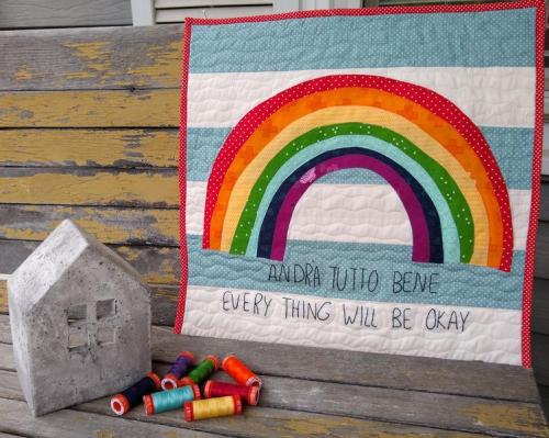 Pat Sloan Rainbow 14