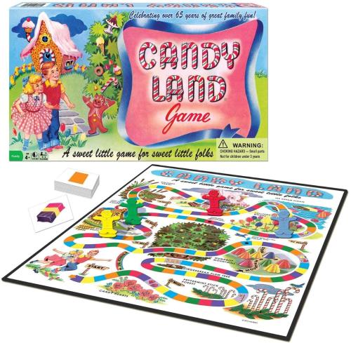Candyland game