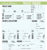 Project tracker image