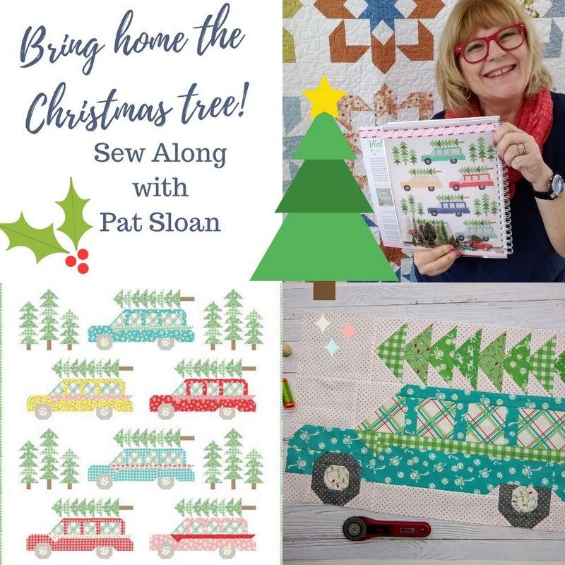 Pat sloan bring home the tree 1)