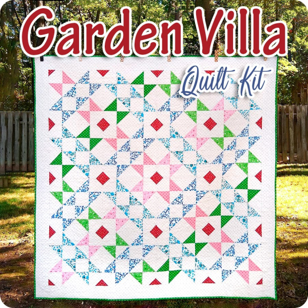 Garden villa kit