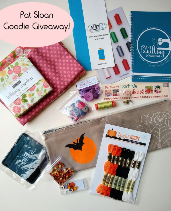Pat sloan new years day giveaway