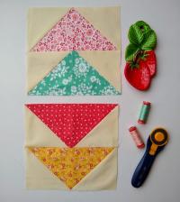 Pat Sloan Jolly Bar sew along week 3 b