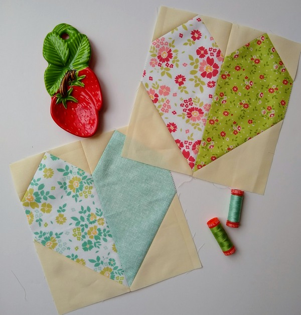 Pat Sloan Jolly Bar sew along week 4