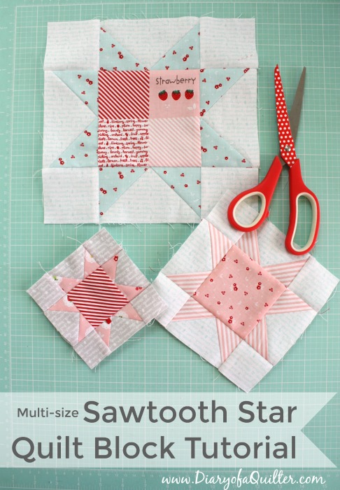 Quilt-Block-Sawtooth-Star-Tutorial-2