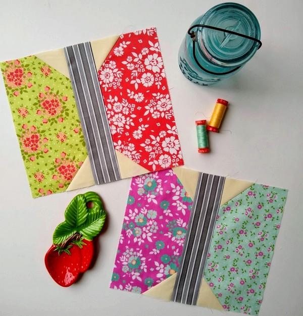 Pat Sloan Jolly Bar sew along week 6
