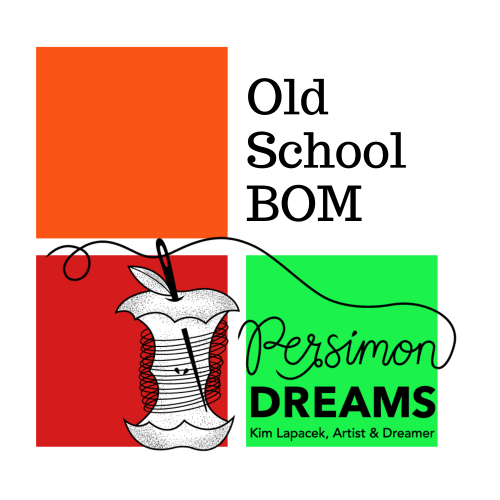 Old School BOM 2021 button