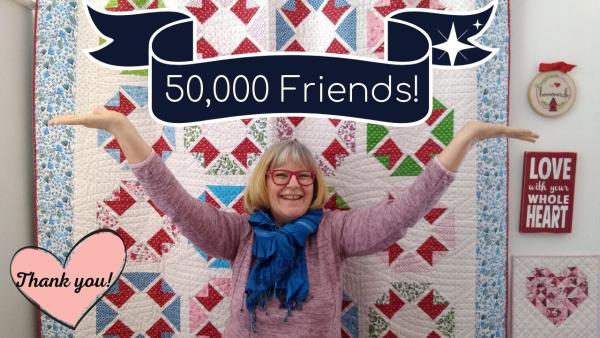 Pat sloan 50000 friends feb 1