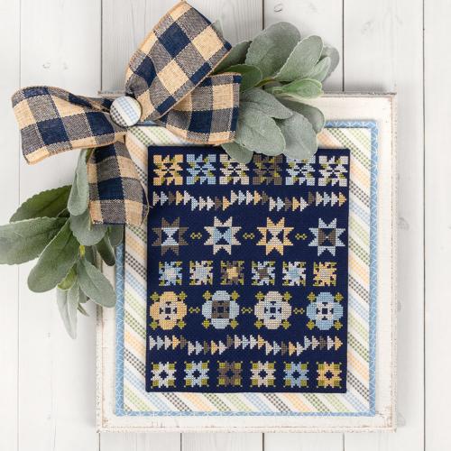 Charity cross stitch