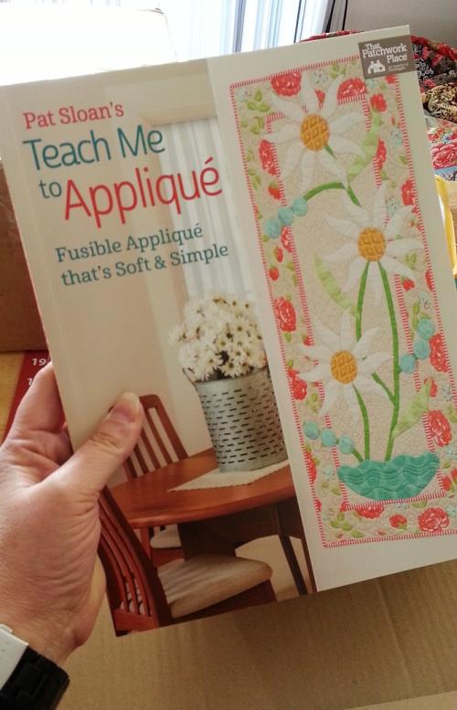 Pat sloan applique book
