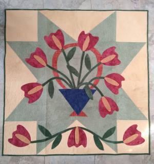 2001 tulips in cherrywood magazine project 1