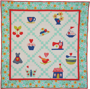 2014 the sweet life pattern cover 178 quilt 300