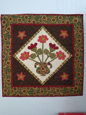 2005 sunflower border for magazine IMG_20210628_171212522