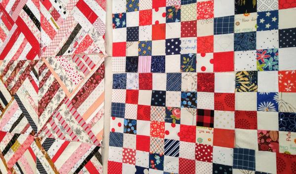 Pat Sloan Scrap quilts