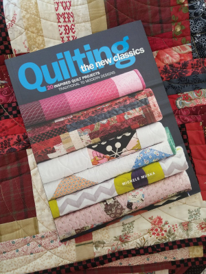 2013 quilting the new classis michele muska book pat sloan logcabin cozy time2