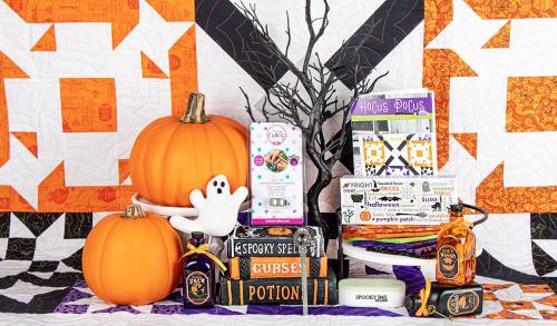 Spooky box reveal