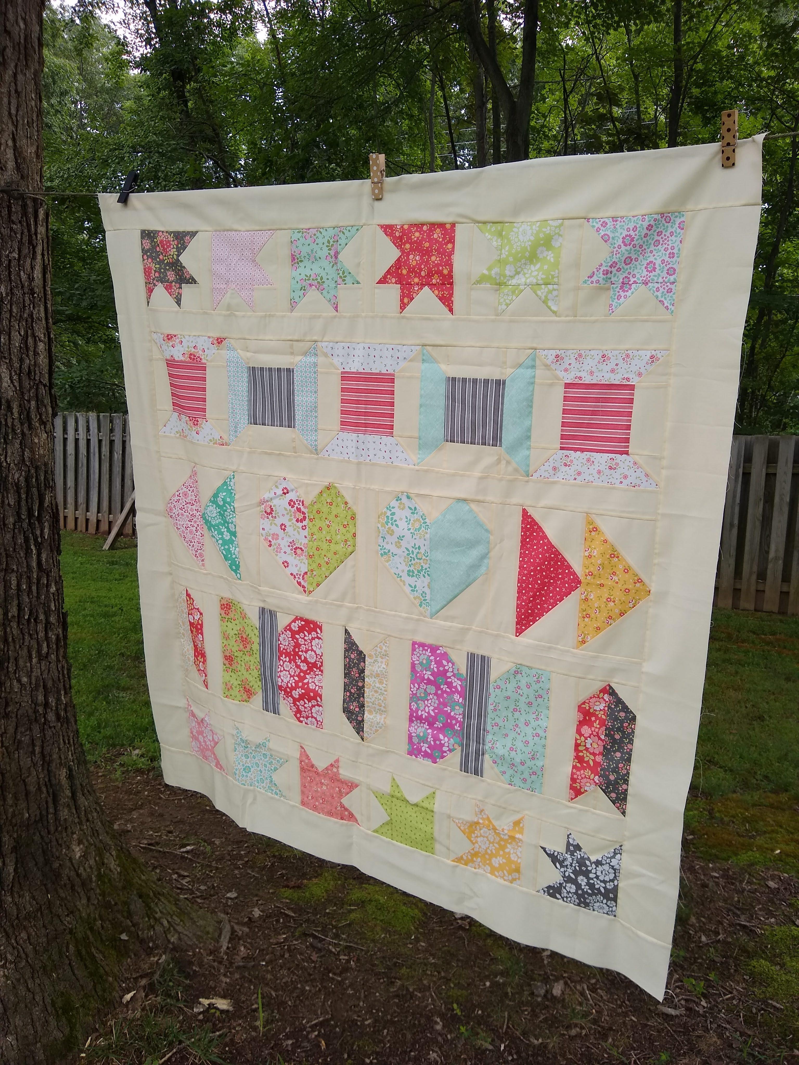 Jolly Bar Sew Along Pat Sloan S I Love To Make Quilts
