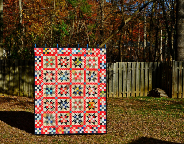 Pat sloan little wishes full quilt