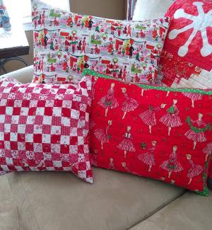 Pat sloan pillows