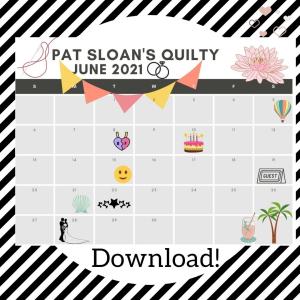 Pat sloan june download