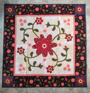 2009 French Quilt Country Magazine 1