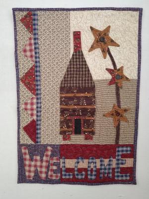 1999 welcom house with flag IMG_20210628_165546285