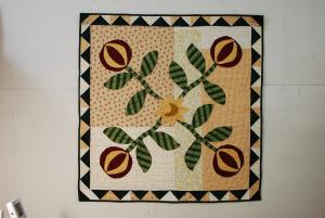 1997 pomegrantes single pattern