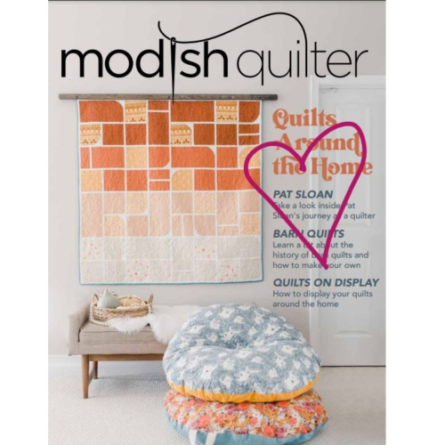 Modish quilter cover