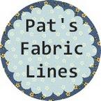 Pat Sloan Fabric Lines
